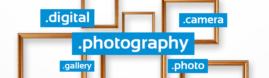 Domain Names for Photography Websites